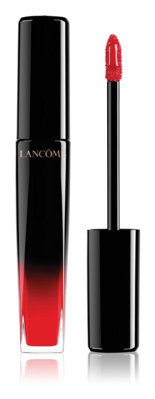 Lancôme L'Absolu Lacquer tekutý rúž s vysokým leskom