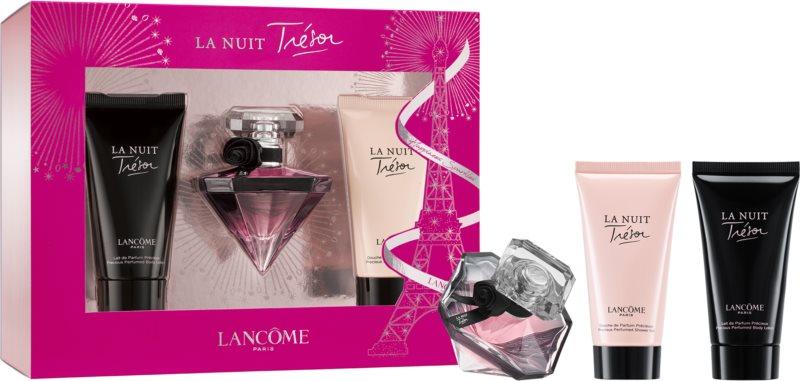 Lancôme La Nuit Trésor Gift Set  VII.