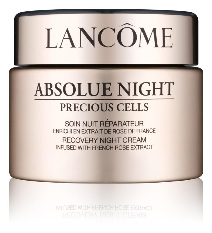 Lancôme Absolue Precious Cells crème de nuit régénératrice anti-rides  pour peaux sèches
