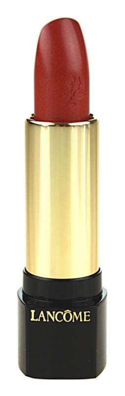 Lancôme L'Absolu Rouge Cream hydratační rtěnka SPF 15