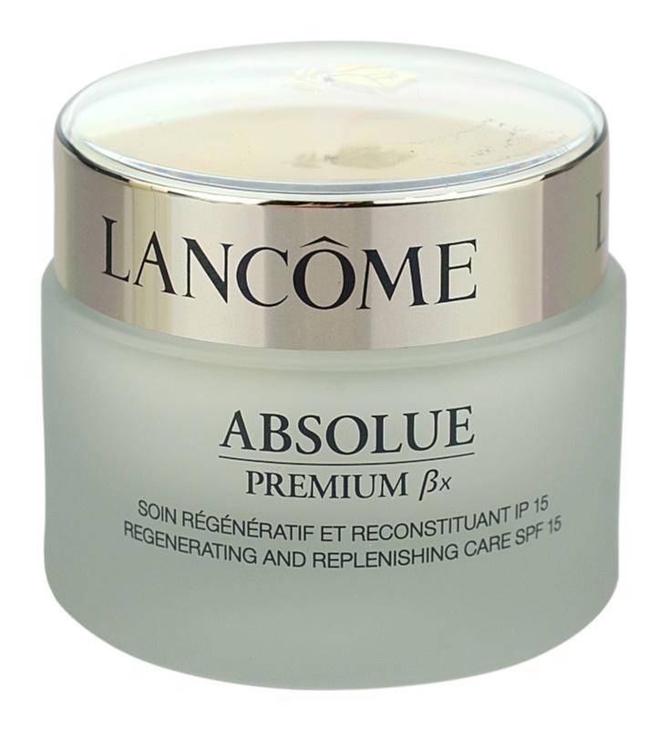 Lancôme Absolue Premium ßx creme de dia fortificante antirrugas SPF 15