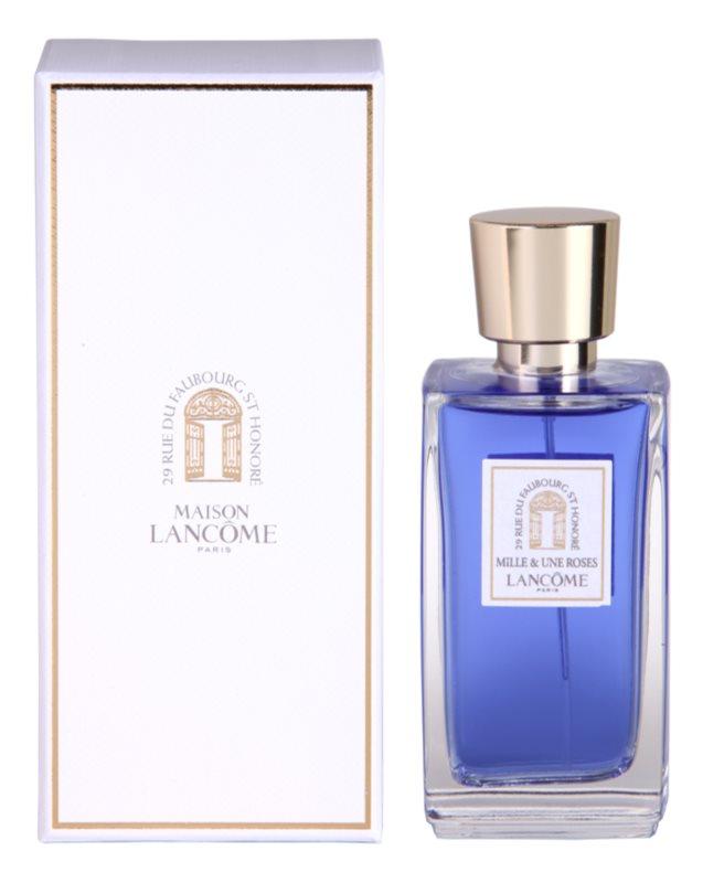 Lancôme Mille & Une Roses eau de parfum pentru femei 75 ml