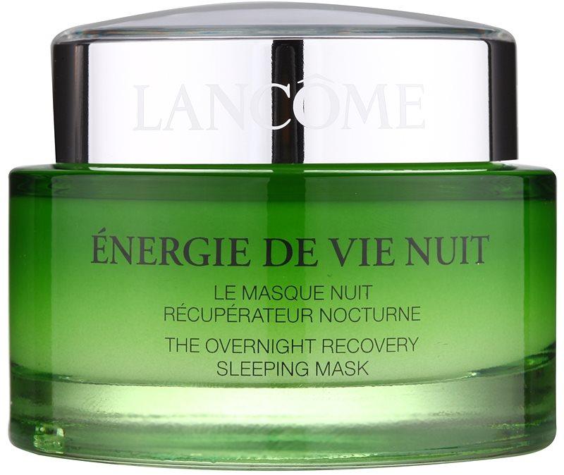 Lancôme Énergie de Vie нічна відновлююча маска для втомленої шкіри