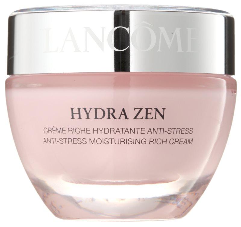 Lancôme Hydra Zen bohatý hydratační krém pro suchou pleť