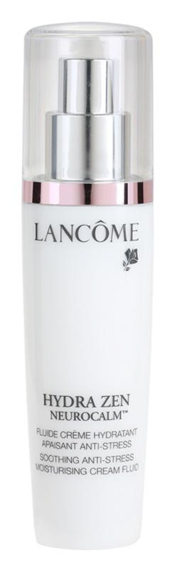 Lancôme Hydra Zen zklidňující a hydratační fluid pro všechny typy pleti