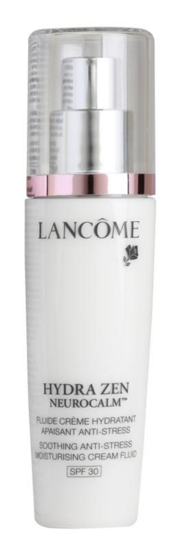 Lancôme Hydra Zen fluido para pele sensível