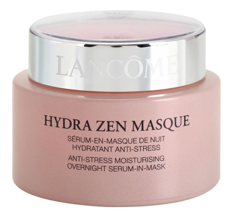 Lancôme Hydra Zen antistresová noční maska s účinkem pleťového séra
