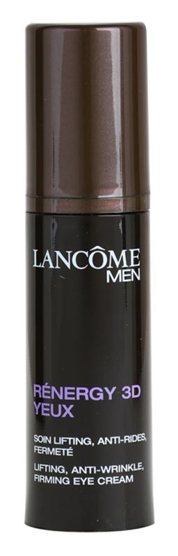 Lancôme Men Rénergy 3D očný spevňujúci krém pre všetky typy pleti