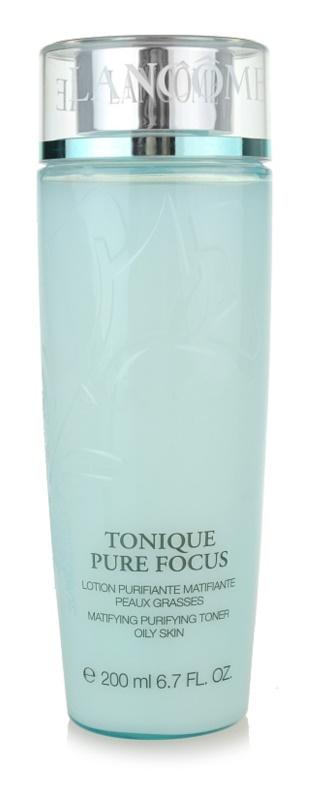 Lancôme Tonique Pure Focus матуючий і очищаючий тонік для жирної шкіри