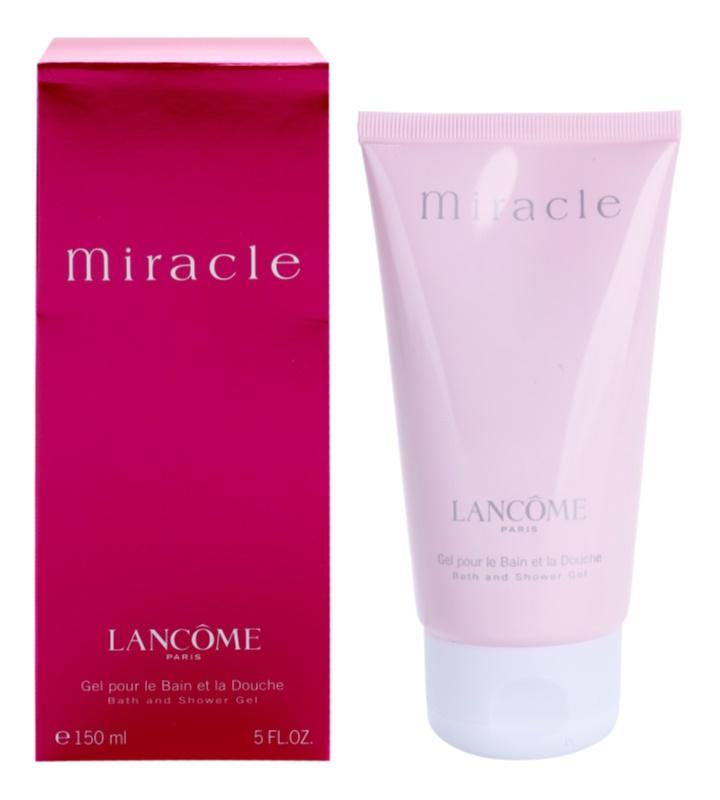 Lancôme Miracle gel doccia per donna 150 ml