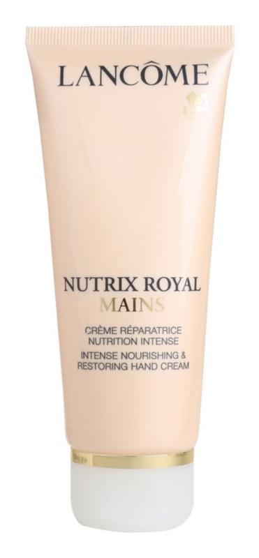 Lancôme Nutrix Royal Mains regenerační a hydratační krém na ruce