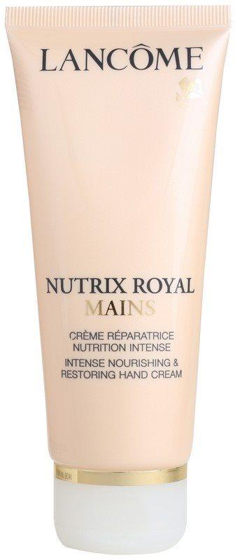 Lancôme Nutrix Royal regeneráló és hidratáló krém kézre