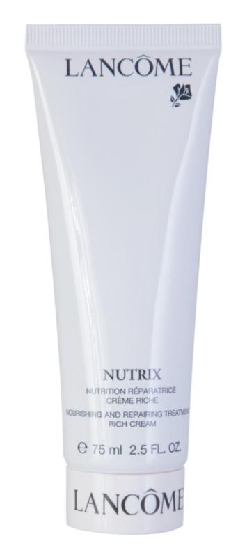 Lancôme Nutrix Herstellende Nachtcrème  voor Droge Huid