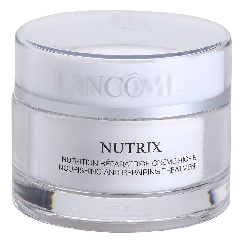 Lancôme Nutrix crème hydratante régénérante pour peaux sèches