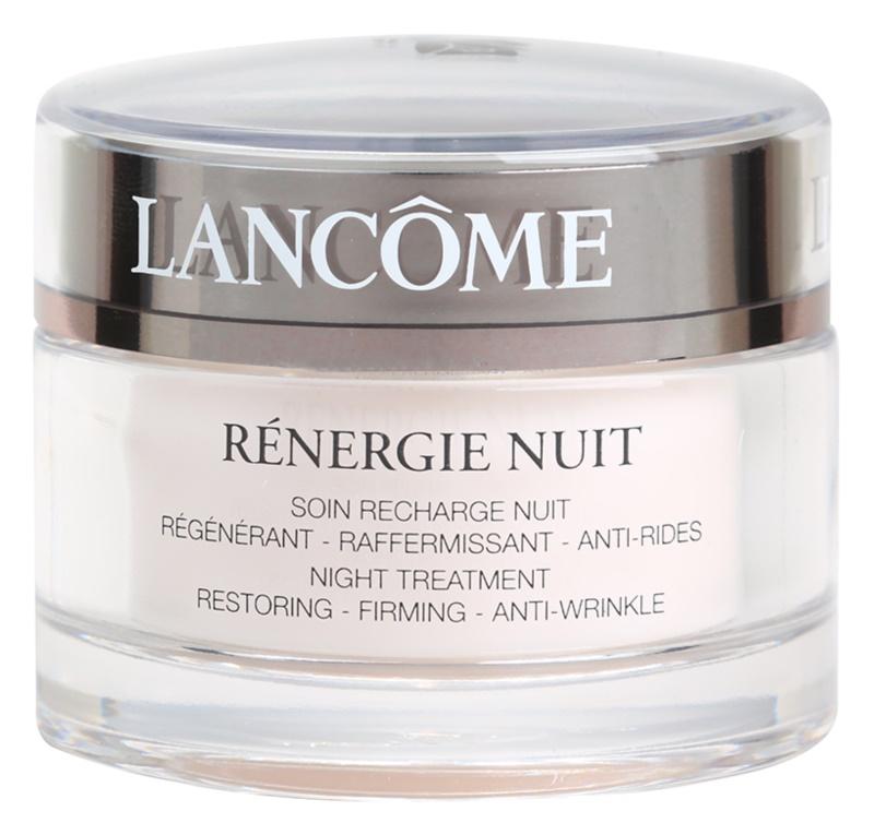 Lancôme Rénergie Restoring Firming Anti - Wrinkle Night Treatment For All Types Of Skin