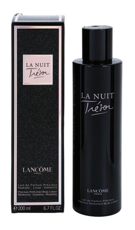 Lancôme La Nuit Trésor lapte de corp pentru femei 200 ml