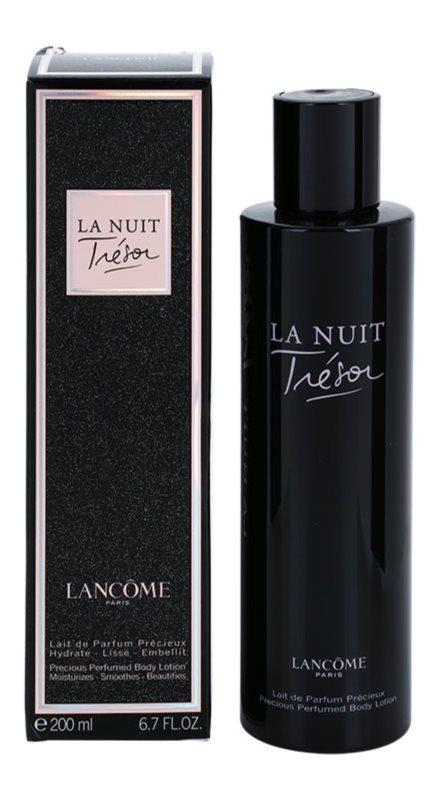 Lancôme La Nuit Trésor testápoló tej nőknek 200 ml