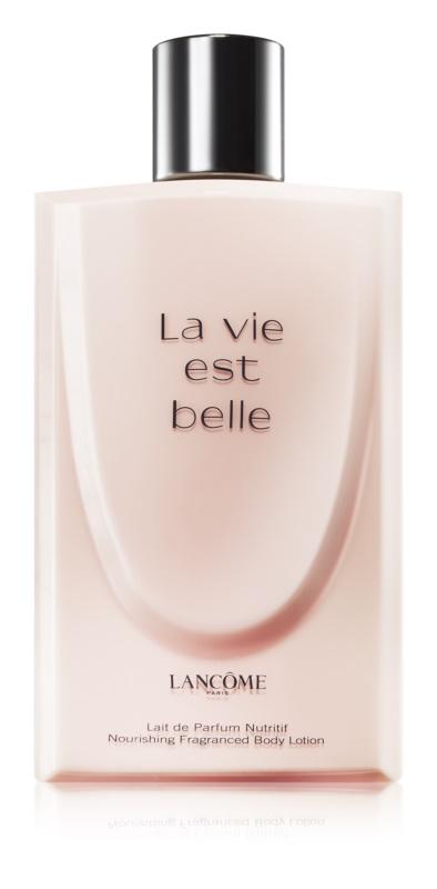 Lancôme La Vie Est Belle telové mlieko pre ženy 200 ml