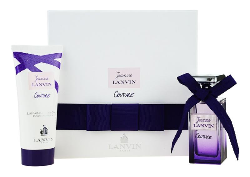 Lanvin Jeanne Lanvin Couture confezione regalo I.