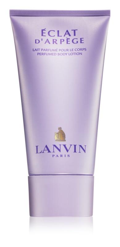 Lanvin Éclat d'Arpège telové mlieko pre ženy 150 ml
