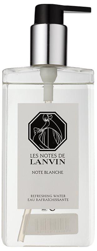 Lanvin Les Notes de Lanvin spray corporel pour femme 230 ml
