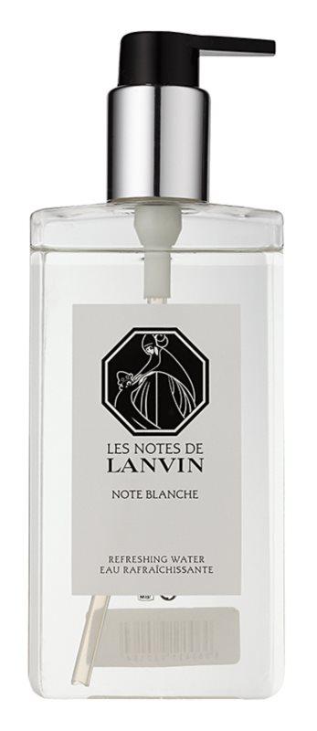 Lanvin Les Notes de Lanvin testápoló spray nőknek 230 ml