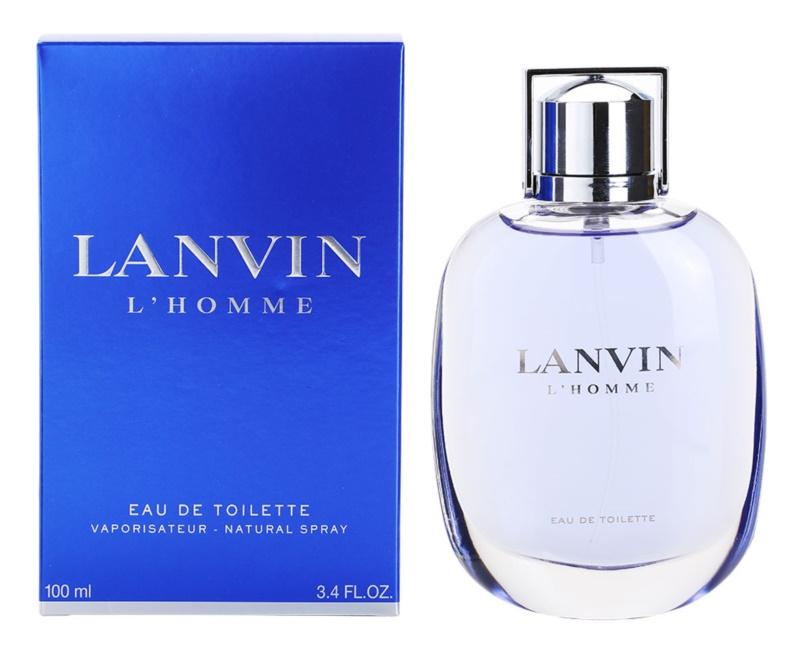 Lanvin L'Homme Eau de Toilette para homens 100 ml