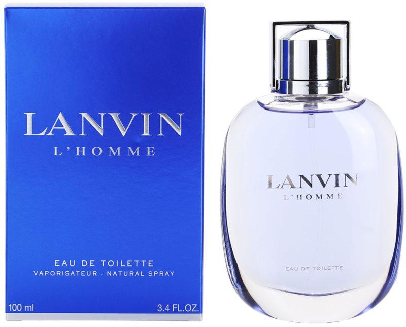 Lanvin L'Homme eau de toilette pentru barbati 100 ml