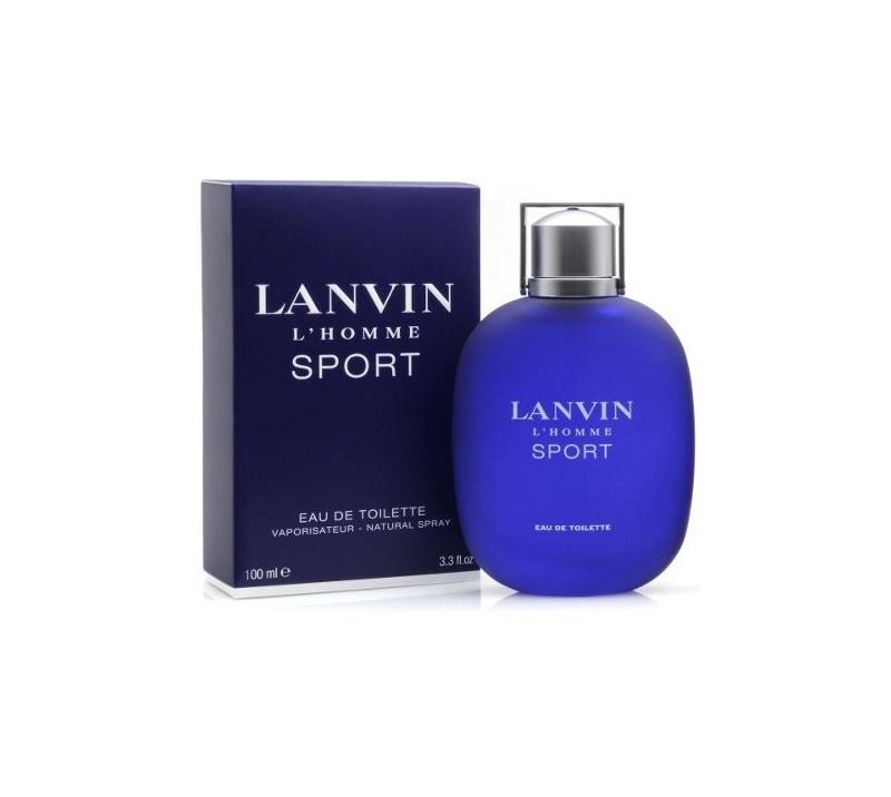 Lanvin L'Homme Sport Eau de Toilette für Herren 100 ml