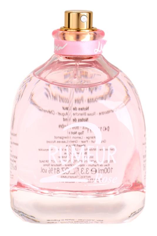 Lanvin Rumeur 2 Rose woda perfumowana tester dla kobiet 100 ml