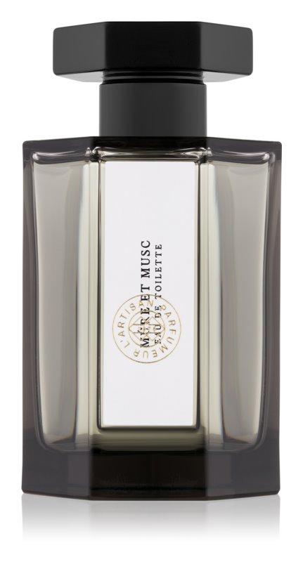 L'Artisan Parfumeur Mure et Musc Eau de Toilette para mulheres 100 ml
