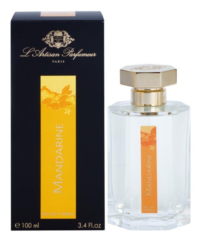 L'Artisan Parfumeur Mandarine eau de toilette mixte 100 ml