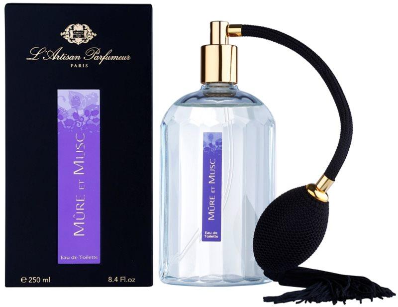 L'Artisan Parfumeur Mure et Musc eau de toilette nőknek 250 ml