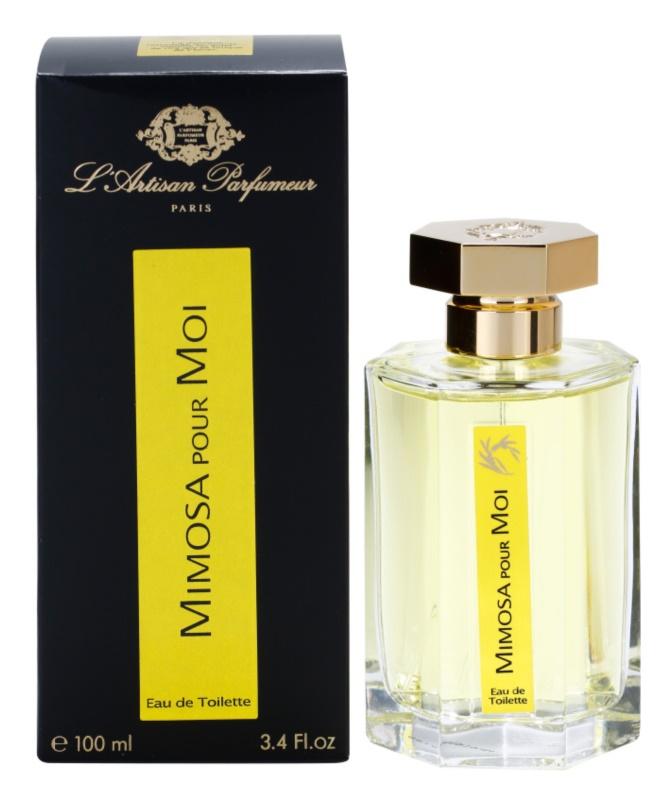 L'Artisan Parfumeur Mimosa Pour Moi toaletní voda pro ženy 100 ml