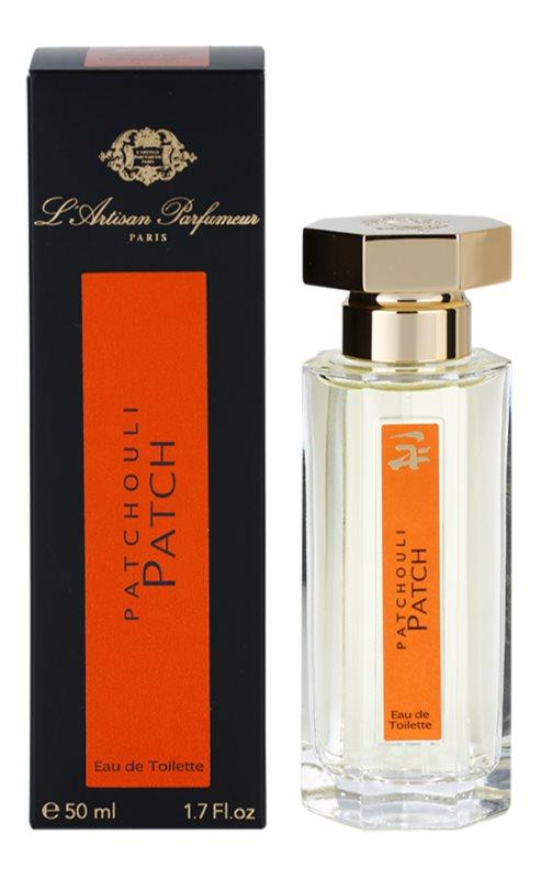 L'Artisan Parfumeur Patchouli Patch eau de toilette per donna 50 ml