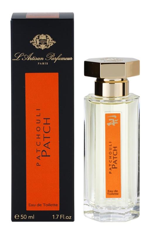 L'Artisan Parfumeur Patchouli Patch toaletná voda pre ženy 50 ml