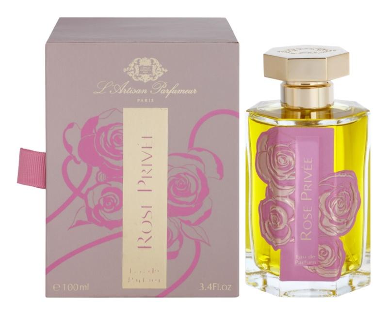 l 39 artisan parfumeur rose priv e eau de parfum unisex 100 ml. Black Bedroom Furniture Sets. Home Design Ideas