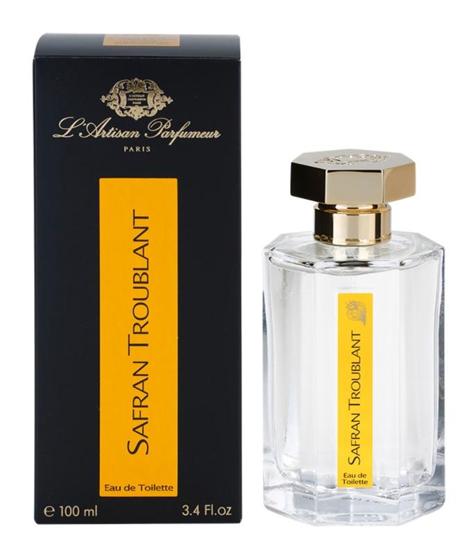 L'Artisan Parfumeur Safran Troublant Eau de Toilette unisex 100 ml