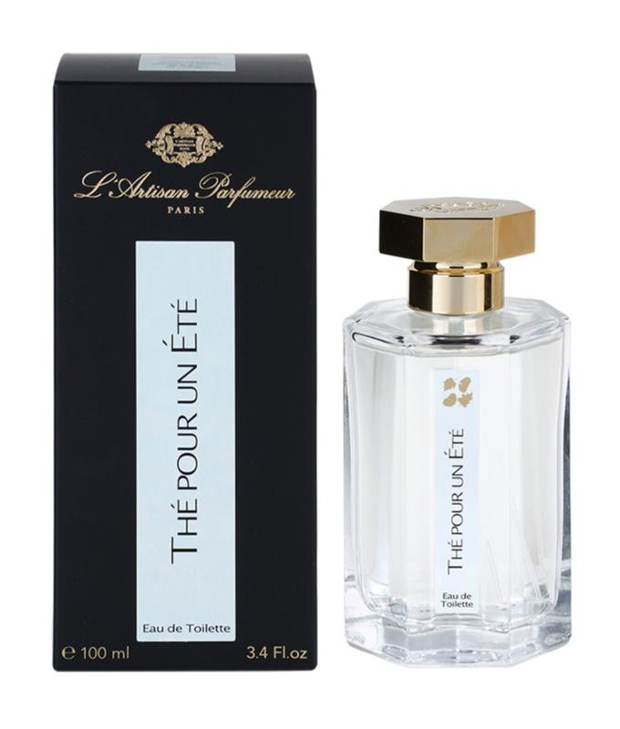 L'Artisan Parfumeur Thé pour un Été Eau de Toilette voor Vrouwen  100 ml