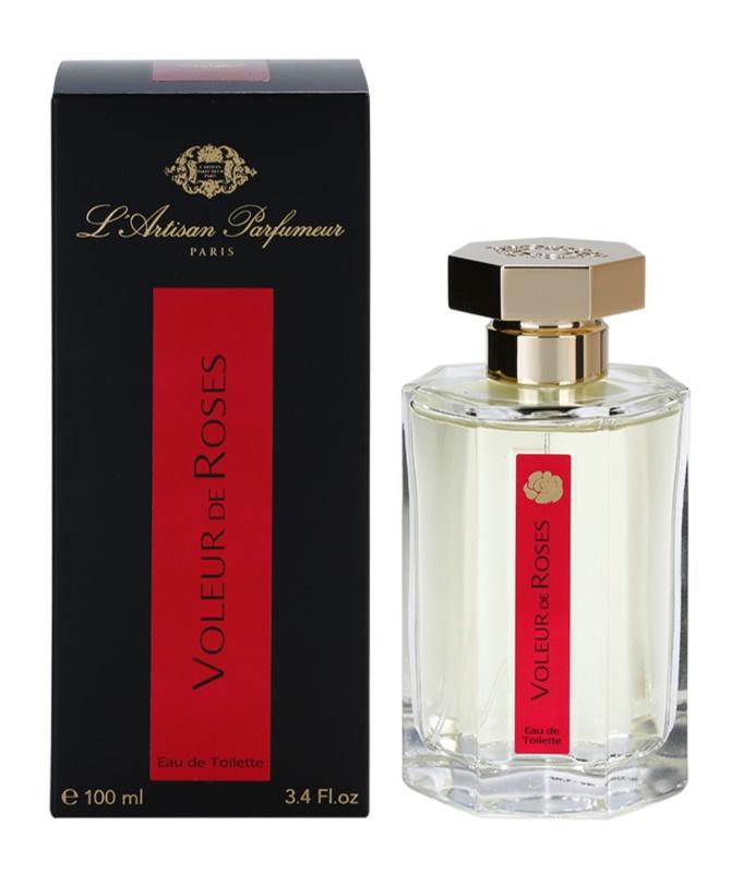 L'Artisan Parfumeur Voleur de Roses eau de toilette mixte 100 ml