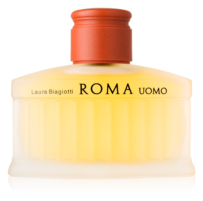 Laura Biagiotti Roma Uomo Eau de Toilette for Men 125 ml