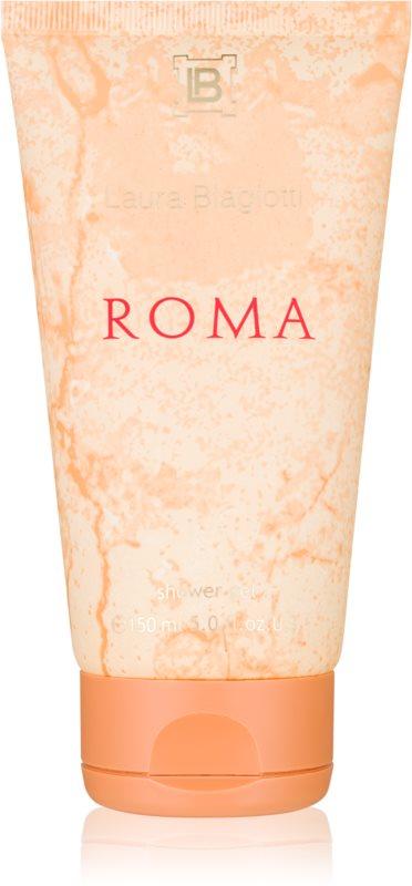 Laura Biagiotti Roma żel pod prysznic dla kobiet 150 ml