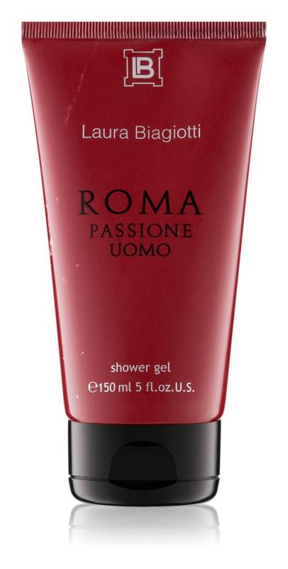 Laura Biagiotti Roma Passione Uomo sprchový gel pro muže 150 ml