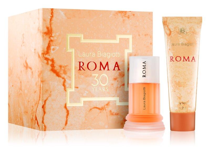 Laura Biagiotti Roma Gift Set  VI.