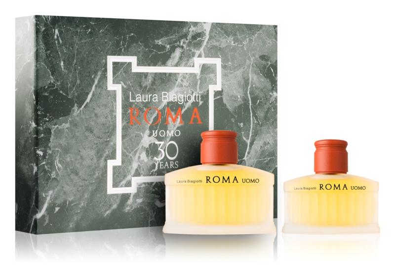 Laura Biagiotti Roma Uomo Gift Set  II.