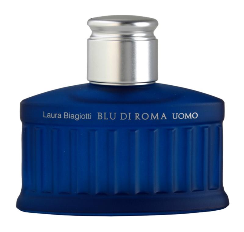 Laura Biagiotti Blu Di Roma UOMO eau de toilette pour homme 40 ml