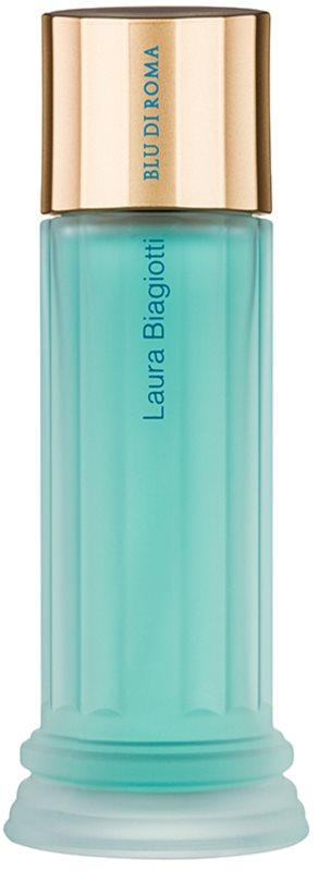 Laura Biagiotti Blu Di Roma eau de toilette pentru femei 100 ml