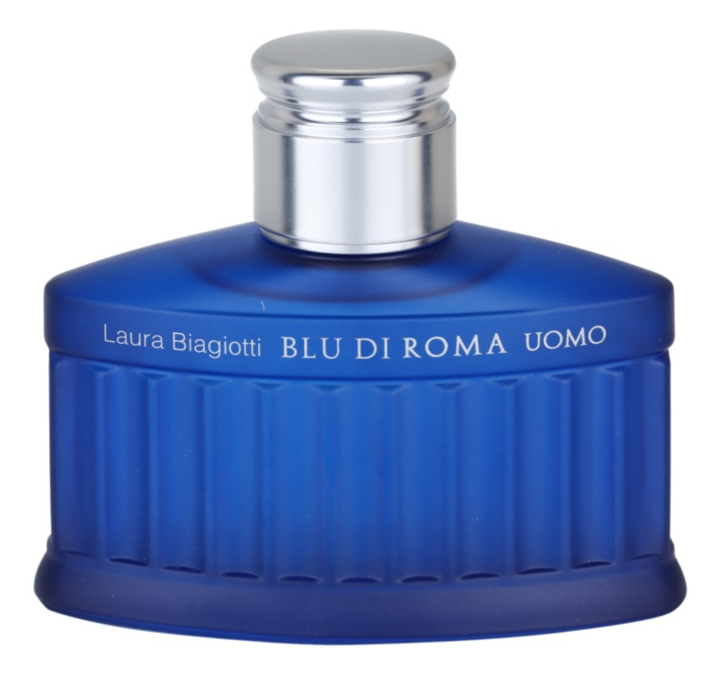 Laura Biagiotti Blu Di Roma UOMO eau de toilette pentru barbati 125 ml