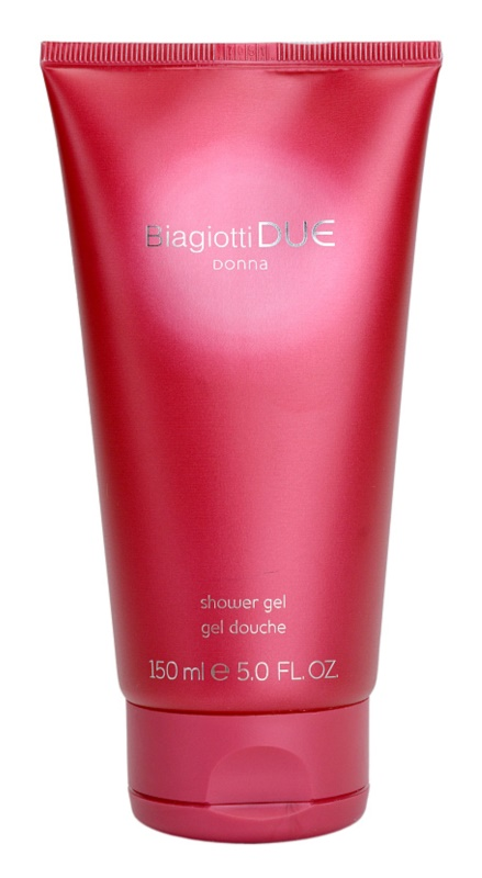 Laura Biagiotti Due Donna Shower Gel for Women 150 ml