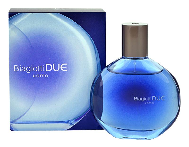 Laura Biagiotti Due Uomo voda po holení pro muže 50 ml s rozprašovačem